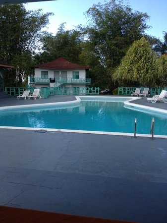 Coral Seas Garden:                   Pool!