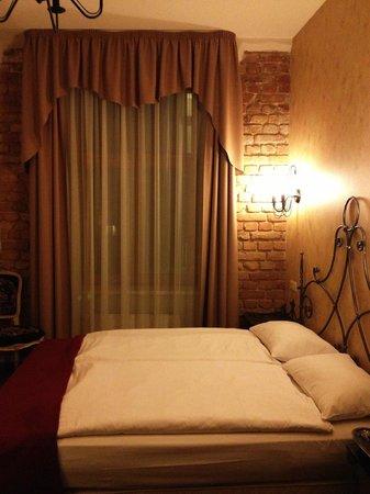 Hotel Justus: Room 405