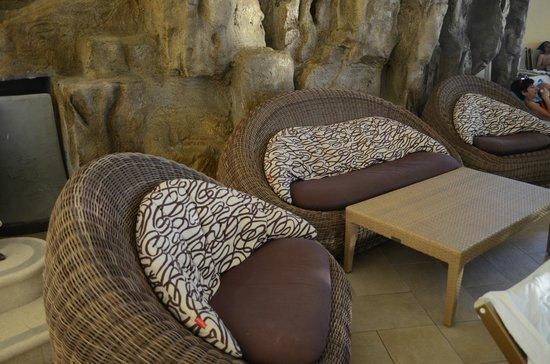 Hotel All'Alba: Design piscina