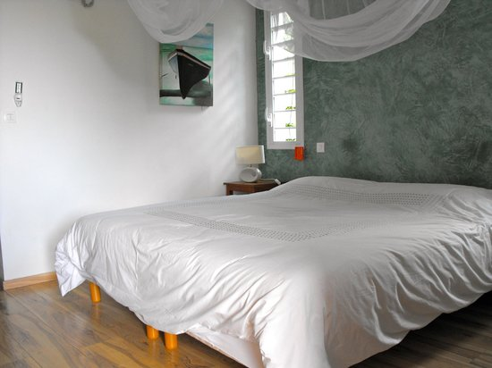 Le Cap Malo: chambre