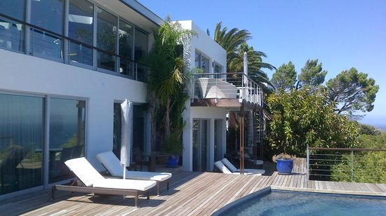 Atlanticview Cape Town Boutique Hotel:                   Penthouse Suite Balcony
