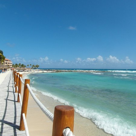 Catalonia Yucatan Beach: Beautiful view