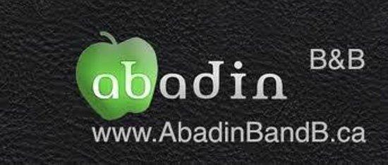 Abadin Bed and Breakfast: Abadin B&B Logo