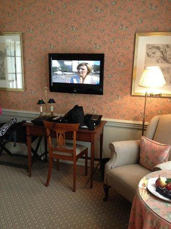 Brenners Park-Hotel & Spa: Bedroom