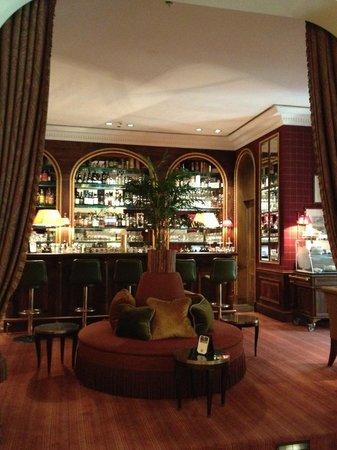 Brenners Park-Hotel & Spa: Bar