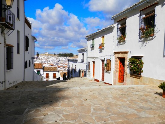 Nerja Club: Antequera Upper Town