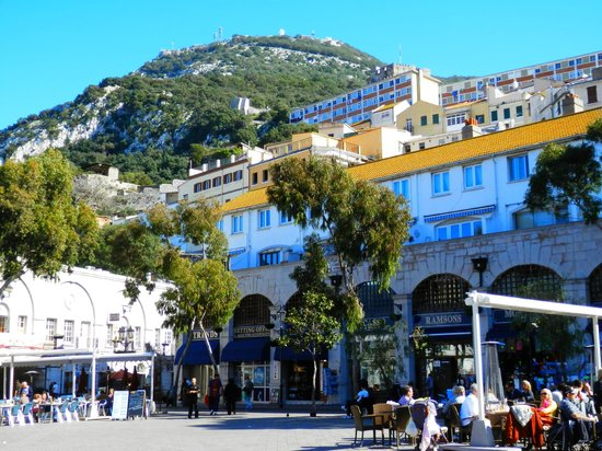 Nerja Club & Spa: Gibraltar