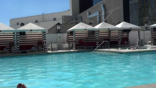 Planet Hollywood Resort & Casino: Pool