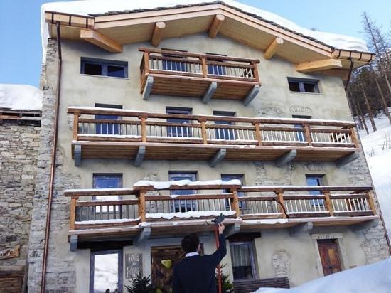 Chalet Hotel du Montet