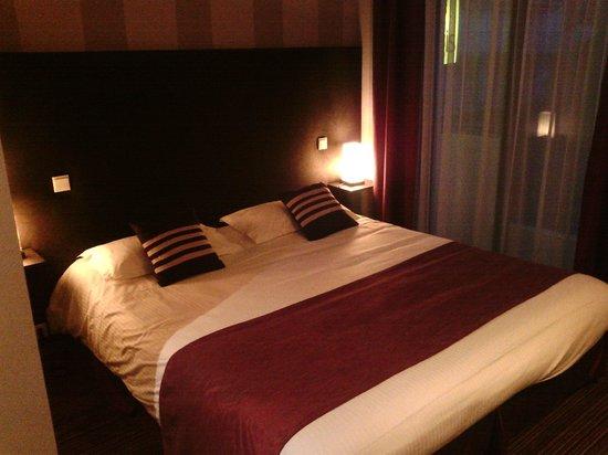 Hotel Lutetia :                   Chambre
