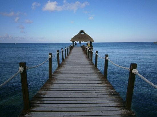 Dock at Paradise Beach
