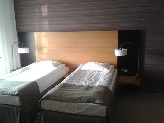 Hotel Bulwar:                   room