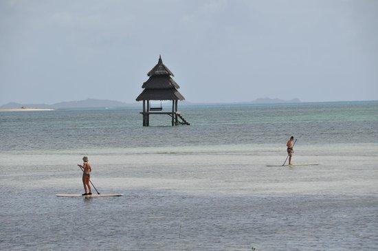 DEDON Island Resort:                                     A chacun son horizon...