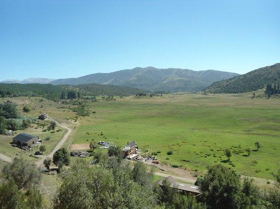 Peñón del Lolog Apart:                                     vista panoramica desde uno de los decks