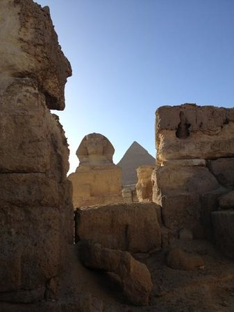 Egypt Fun Tours Day Trips:                   Giza