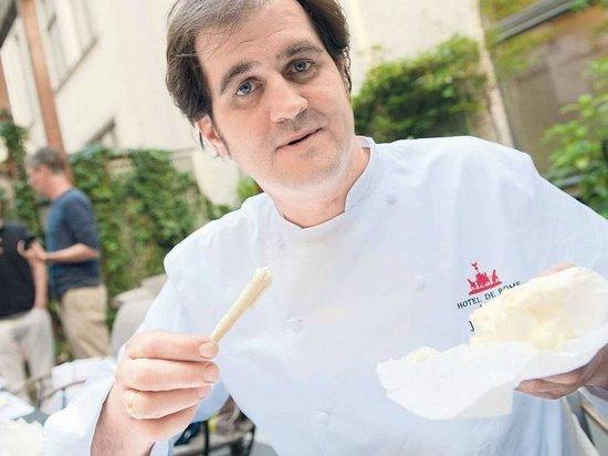 Parioli:                   Küchendirektor Jörg Behrend