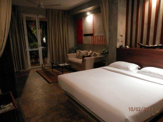 Taru Villas - Lake Lodge:                   huge suite!