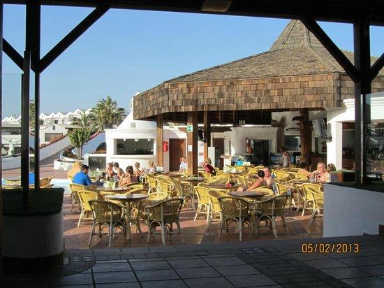 Sands Beach Resort:                   Mai Tai bar