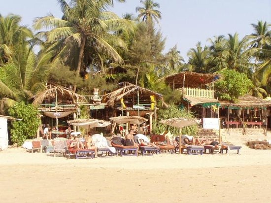 Tantra Beach Shack And Huts From The