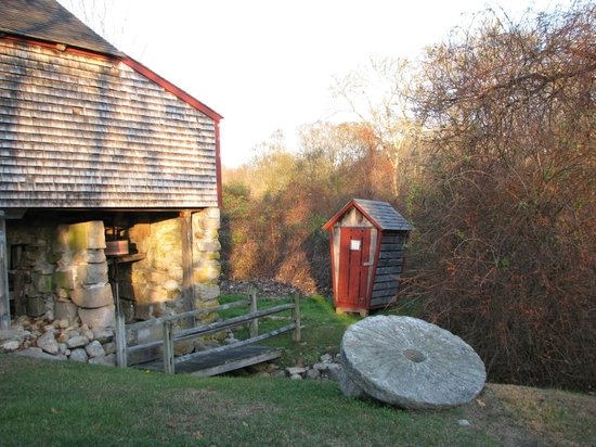 Carpenter's Grist Mill