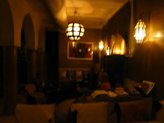 House of Fusion Marrakech:                   Lounge, House of Fusion