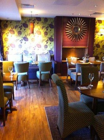 Premier Inn Solihull Town Centre Hotel: Dinning Area