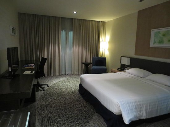 BEST WESTERN PREMIER Amaranth Suvarnabhumi Airport: King Bed