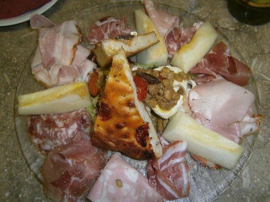 Trattoria Da Pino - i Fratelli d'Italia :                   voorgerecht