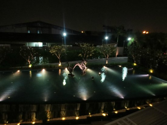 Best Western Premier Amaranth Suvarnabhumi Airport: View from the room