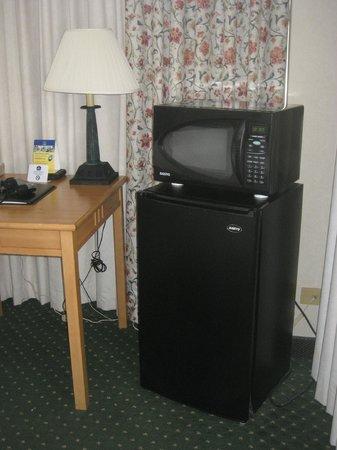 Best Western Grant Park Hotel:                                     Detalle habitación