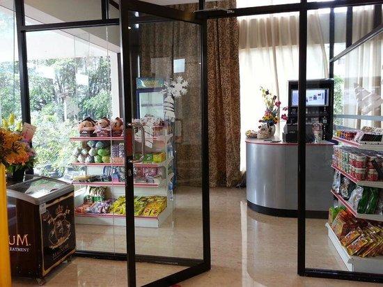 Hotel Sentral Johor Bahru:                   pro shop