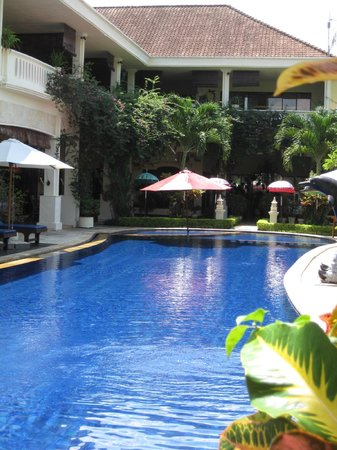 Bali Paradise Hotel Boutique Resort:                   very clean
