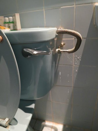 The Regency Tanjung Tuan Beach Resort:                   Leaky faucet