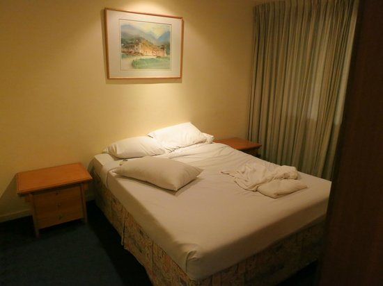 The Regency Tanjung Tuan Beach Resort:                   Small one-bed room