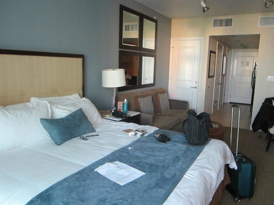 Residence Inn Fort Lauderdale Intracoastal/Il Lugano:                   my room