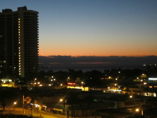 Residence Inn Fort Lauderdale Intracoastal/Il Lugano:                   sunrise