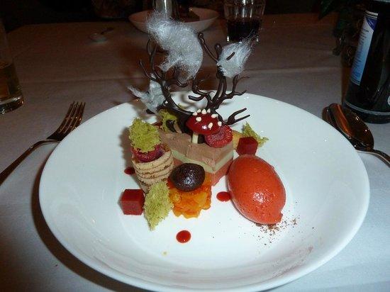 Heyligenstaedt Hotel & Restaurant:                   Desert