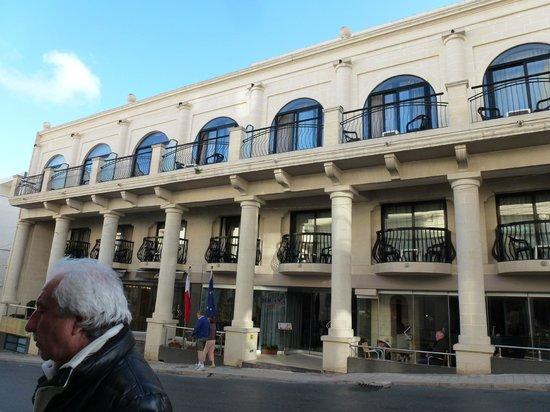 Solana Hotel: Hotel Solana (esterno)