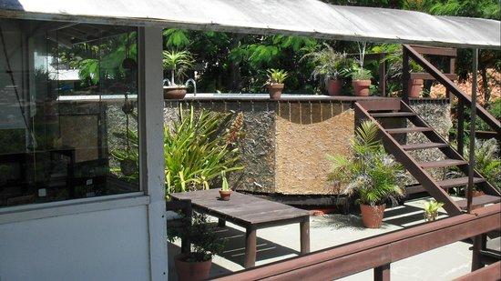 Pousada Solar Dos Navegantes:                                     Foto desde el balcón de la habitación