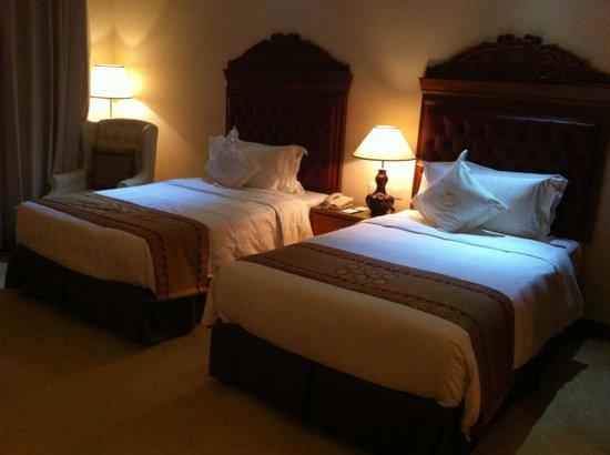 The Royale Chulan Kuala Lumpur:                   Twin room