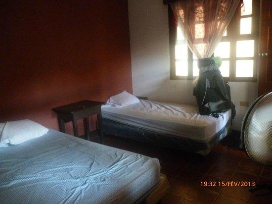Hotel Castillo:                   chambre