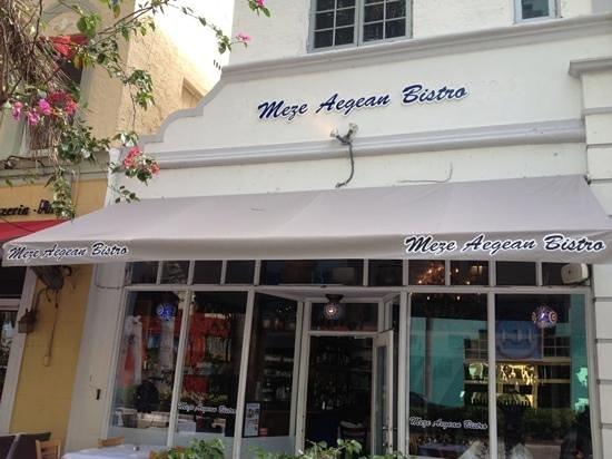 Meze Aegean Bistro Miami Beach Restaurant Reviews Phone Number Photos Tripadvisor