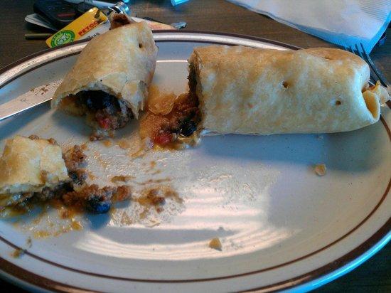 Nani's Restaurant:                                     The taquito