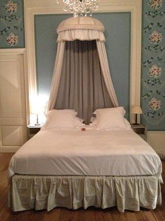 B&B de Corenbloem:                   prachtig bed