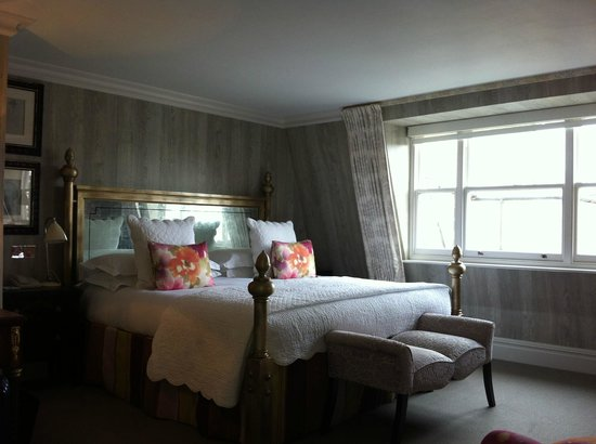 Charlotte Street Hotel: Lit