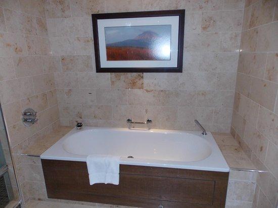 Lough Eske Castle, a Solis Hotel & Spa:                   Bath Junior Suite