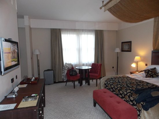 Lough Eske Castle, a Solis Hotel & Spa:                   Junior Suite