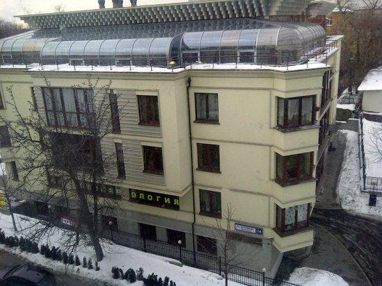 Holiday Inn Moscow-Simonovsky:                                                                                           from 5