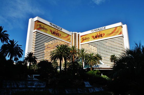 The Mirage Hotel & Casino: Mirage