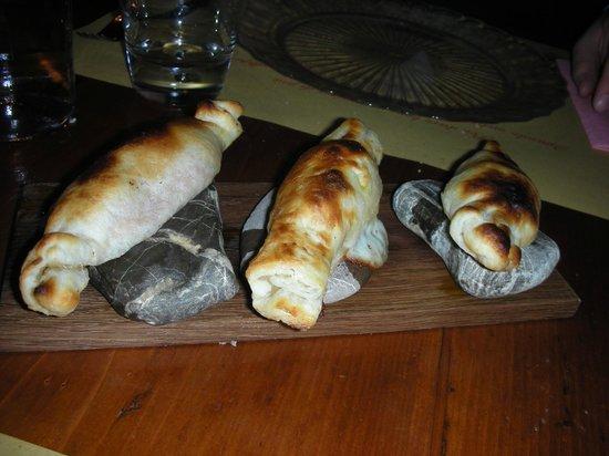 Pasticceria Ferretti: Sassi caldi dell'Era
